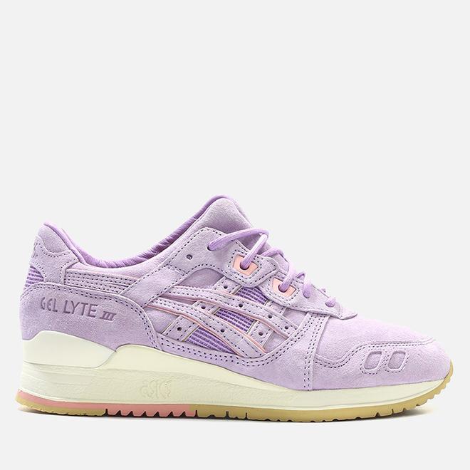 Женские кроссовки ASICS x CLOT Gel-Lyte III Lavender