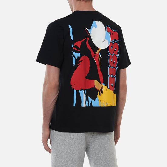 Мужская футболка ASSID Cancer Man Black