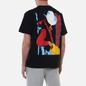 Мужская футболка ASSID Cancer Man Black фото - 4