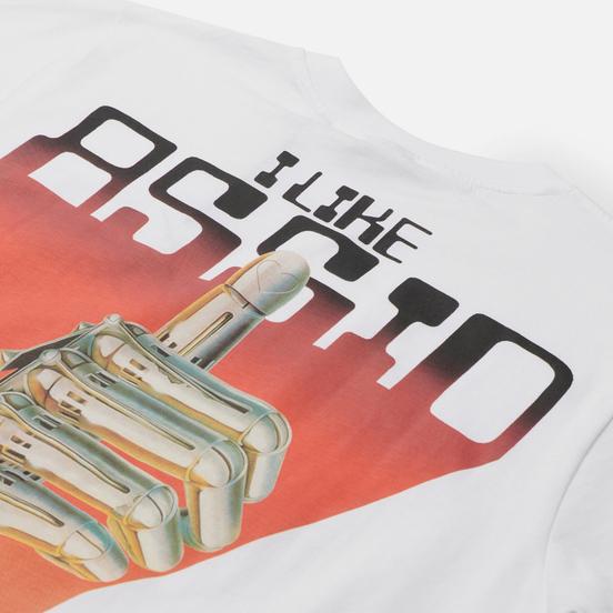 Мужская футболка ASSID I Like ASSID White