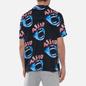 Мужская рубашка ASSID Suspense Hawaiian Black фото - 3