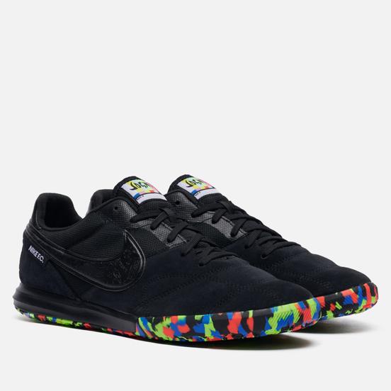 Мужские кроссовки Nike Premier II Sala Black/Black