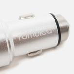 Автомобильное зарядное устройство Rombica MC04 Dual USB Silver фото- 4