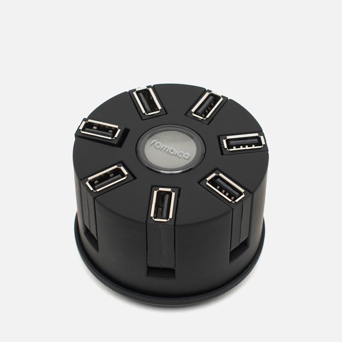 Автомобильное зарядное устройство Rombica MC07 USB Black