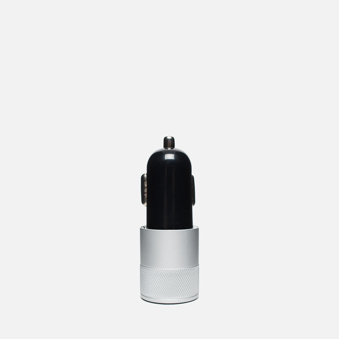 Автомобильное зарядное устройство uBear Dual USB Black