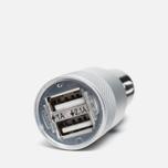 Автомобильное зарядное устройство uBear Dual USB Black фото- 2