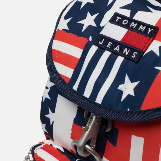 Рюкзак Tommy Jeans Heritage Stars And Stripes Print Star Stripe Print