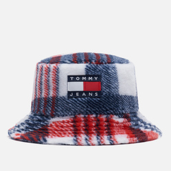 Панама Tommy Jeans Heritage Check Check