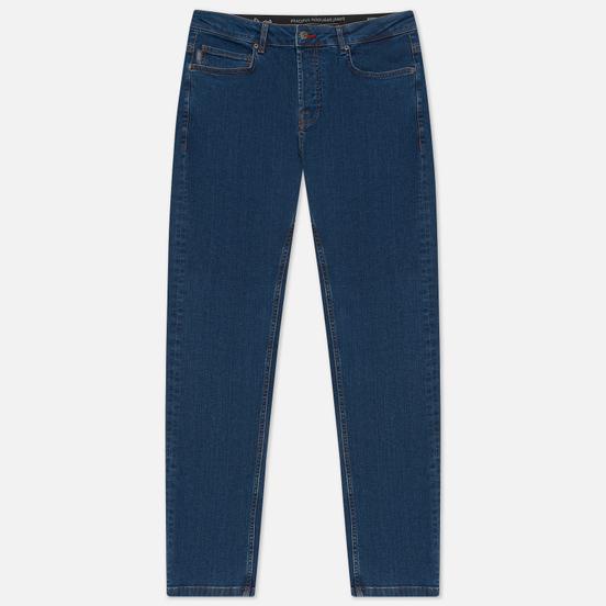 Мужские джинсы Peaceful Hooligan Regular Fit Premium 12 Oz Denim Mid Wash