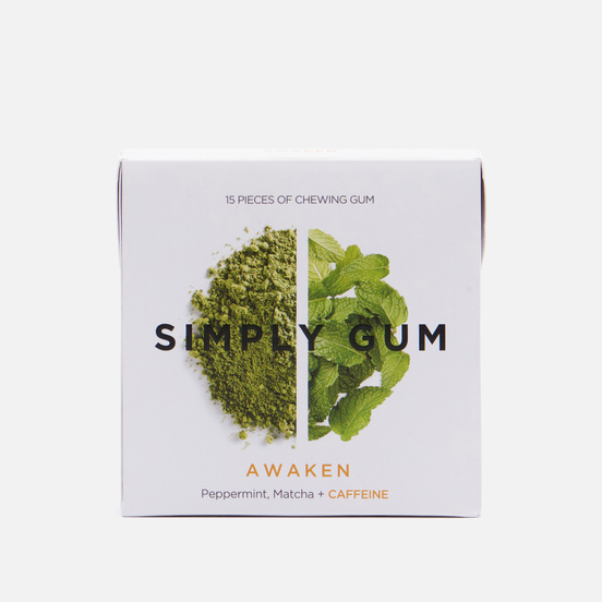Жевательная резинка Simply Gum Natural Awaken