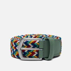 Ремень Anderson's Classic Multi Colour Elastic Woven Multicolor 139