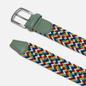 Ремень Anderson's Classic Multi Colour Elastic Woven Multicolor 139 фото - 1