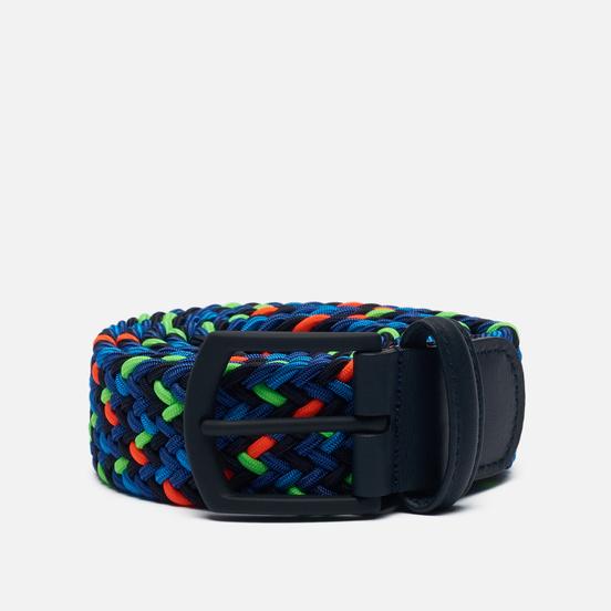 Ремень Anderson's Classic Neon Multi Colour Elastic Woven Multicolor 145