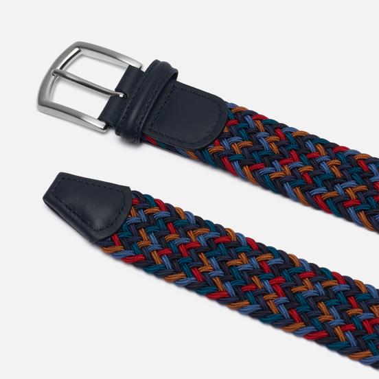 Ремень Anderson's Classic Multi Colour Elastic Woven Multicolor 150