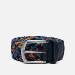 Ремень Anderson's Classic Multi Colour Elastic Woven Multicolor M8