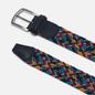 Ремень Anderson's Classic Multi Colour Elastic Woven Multicolor M8 фото - 1