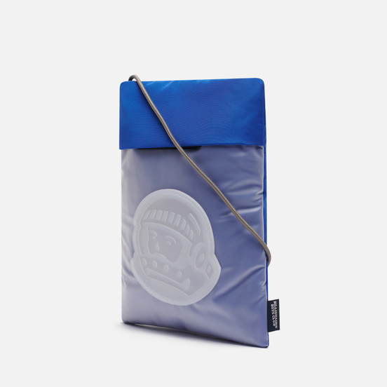 Сумка Billionaire Boys Club Reflective Tab Blue