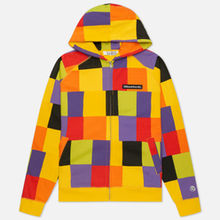 Мужская толстовка Billionaire Boys Club Multicolour Print Zip Hoodieie Multi