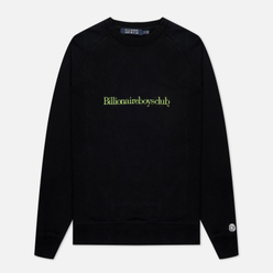 Мужская толстовка Billionaire Boys Club Embroidered Logo Crewneck Black/Green