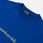 Мужская толстовка Billionaire Boys Club Embroidered Logo Crewneck Blue фото - 1