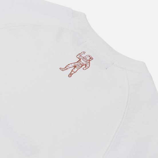 Мужская толстовка Billionaire Boys Club Embroidered Logo Crewneck White