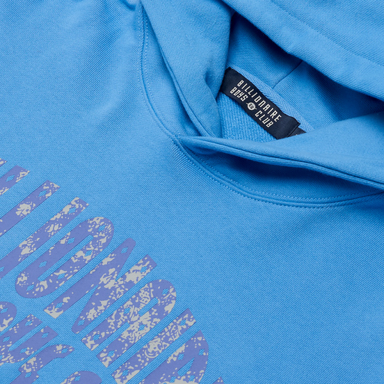 Мужская толстовка Billionaire Boys Club Arch Logo Hoodie Blue