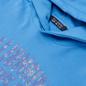 Мужская толстовка Billionaire Boys Club Arch Logo Hoodie Blue фото - 1