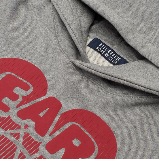 Мужская толстовка Billionaire Boys Club Heart And Mind Hoodie Heather Grey