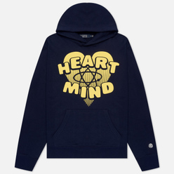 Мужская толстовка Billionaire Boys Club Heart And Mind Hoodie Navy