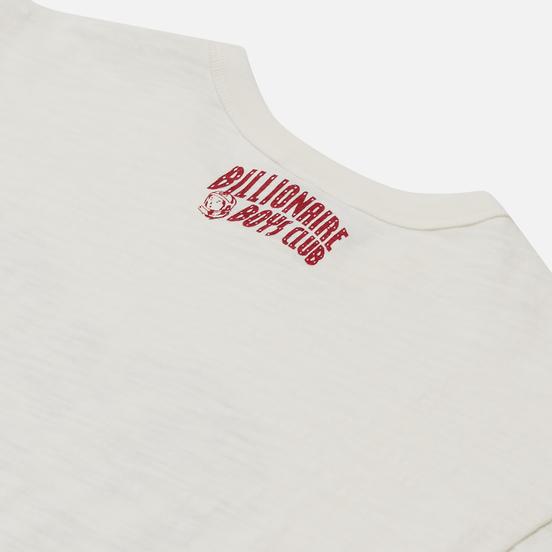 Мужская футболка Billionaire Boys Club Heart And Mind Grey