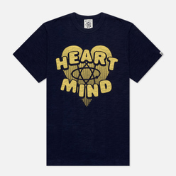 Мужская футболка Billionaire Boys Club Heart And Mind Navy