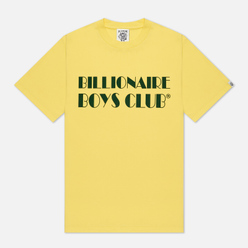 Мужская футболка Billionaire Boys Club Logo Yellow