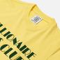 Мужская футболка Billionaire Boys Club Logo Yellow фото - 1