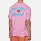 Мужская футболка Billionaire Boys Club Apple Pink фото - 4