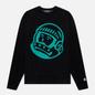 Мужская толстовка Billionaire Boys Club Astro Embroidered Crewneck Black фото - 0