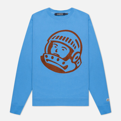 Мужская толстовка Billionaire Boys Club Astro Embroidered Crewneck Blue