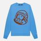 Мужская толстовка Billionaire Boys Club Astro Embroidered Crewneck Blue фото - 0