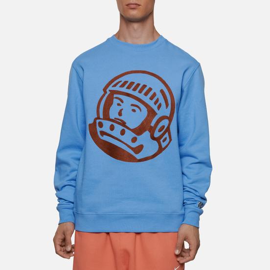 Мужская толстовка Billionaire Boys Club Astro Embroidered Crewneck Blue