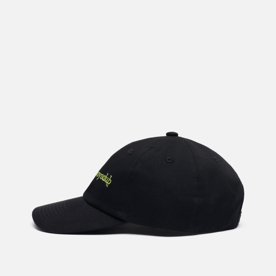Кепка Billionaire Boys Club Embroidered Curve Visor Black/Green