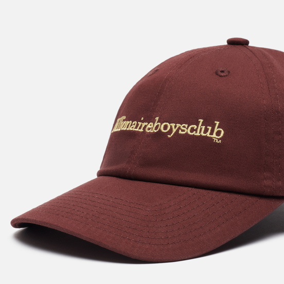 Кепка Billionaire Boys Club Embroidered Curve Visor Brown