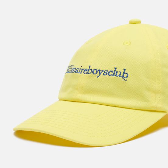 Кепка Billionaire Boys Club Embroidered Curve Visor Yellow