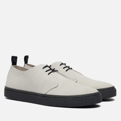 Мужские ботинки Fred Perry Linden Suede White