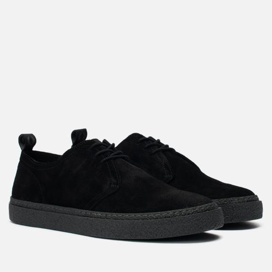 Мужские ботинки Fred Perry Linden Suede Black/Black