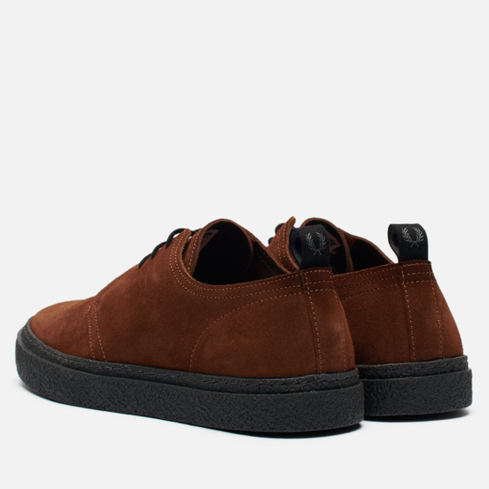 Мужские ботинки Fred Perry Linden Suede Ginger/Black