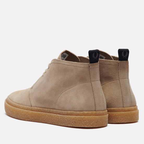 Мужские ботинки Fred Perry Hawley Suede Sand