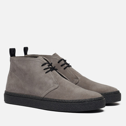 Мужские ботинки Fred Perry Hawley Suede Charcoal