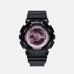 Наручные часы CASIO Baby-G BA-110PL-1AER Black/Pink
