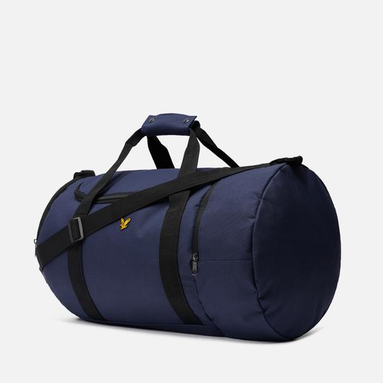 Дорожная сумка Lyle & Scott Barrel Navy