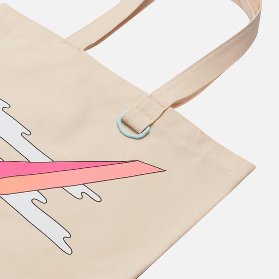 Сумка Nike Heritage Tote GFX Natural/Natural/Hyper Pink