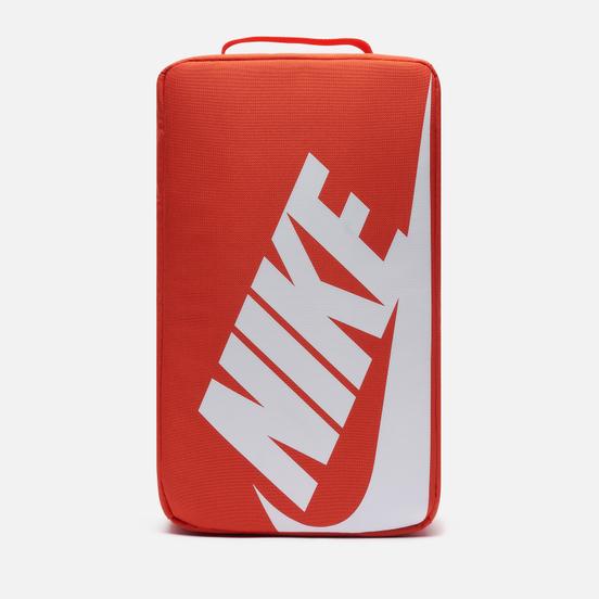 Сумка Nike Shoebox Orange/Orange/White